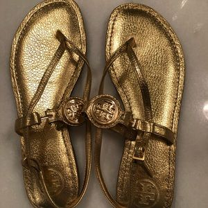 Tory Burch sandals. Size 7. Never worn